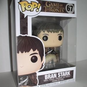 Funko Pop Game of Thrones - Bran Stark #67
